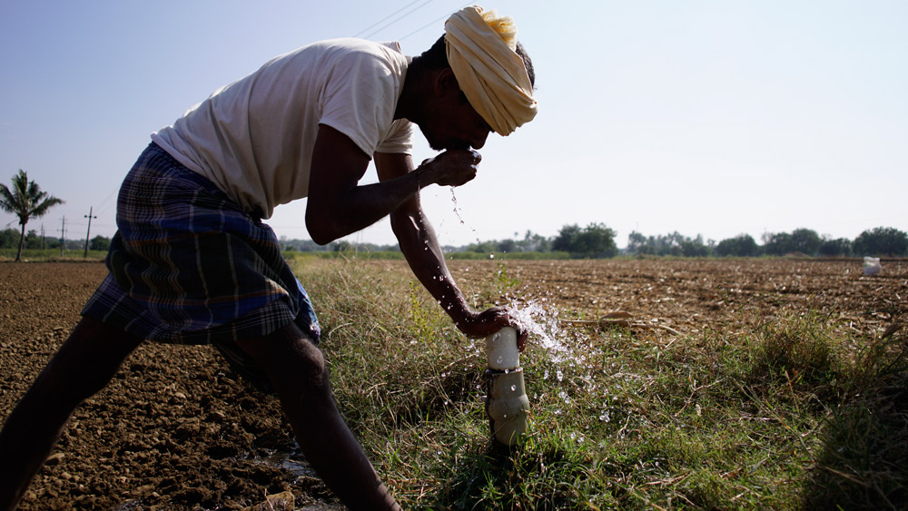 Agrarian India – Past and Present