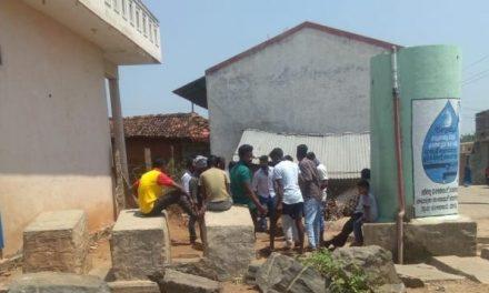 THE PLIGHT OF A VILLAGE DURING THE 'LOCK DOWN': Linganapura, Ramanagara District